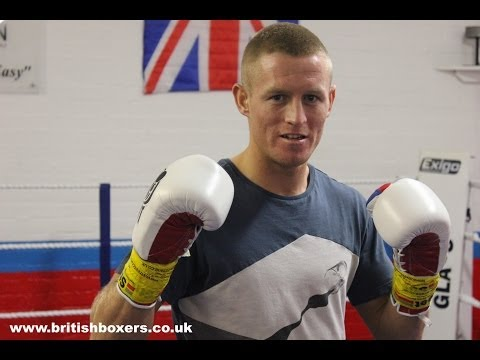 "Terry 'Turbo' Flanagan ""I Want Big Fights I Will Fight Anyone"""