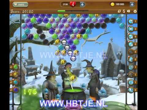 Bubble Witch Saga level 138
