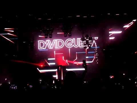 abertura do show david guetta uberlandia 2015