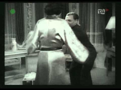 W starym kinie Dyplomatyczna zona 1937 (ścieżka dzwiękowa po niemiecku, polski lektor)