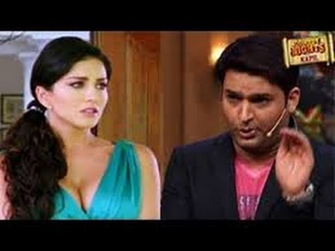 Comedy Nights With Kapil - Sunny Leone v/s desi jatt
