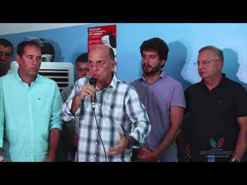 VISITA DO SECRETÁRIO DE SAUDE DA BAHIA