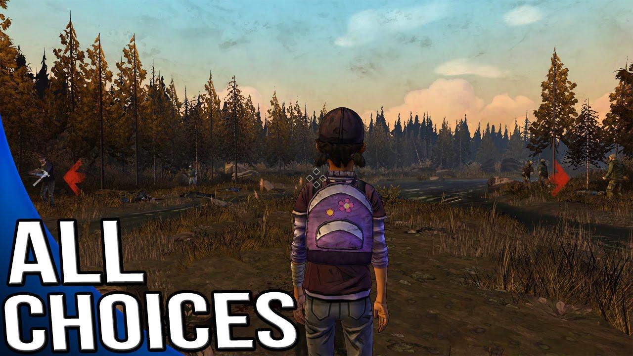 Walking Dead Game Season 2