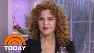 Bernadette Peters In New Amazon Series 'Mozart In The Jungle' | TODAY