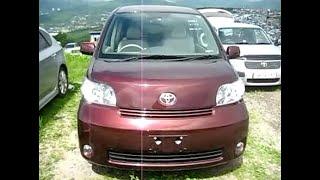 Toyota Porte 2009 года