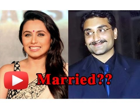 Shatrughan Sinha Reveals Rani Mukherji's Marital Status [HD]