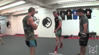 TapouT Raw: Muay Thai