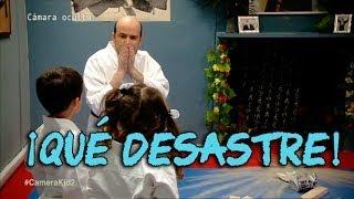 Cámara oculta de niños en El Hormiguero - Karate Kid view on youtube.com tube online.