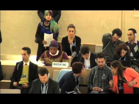 UN Human Rights Council: ECLJ Speaks for Saeed