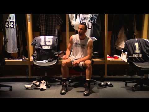 NBA Playoffs Mini-movie: The West Week 3