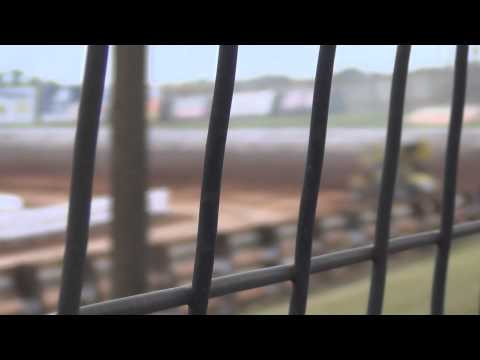 Williams Grove Speedway World of Outlaws Highlights 7-18-14