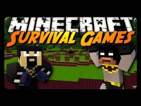 Survival Games - Can't Touch My Swaggeroni's!!! w/ AntVenom & xRpMx13!