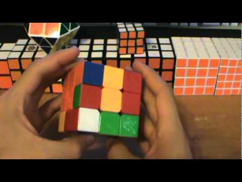 como armar el cubo de rubik F2L expertos (1/4)