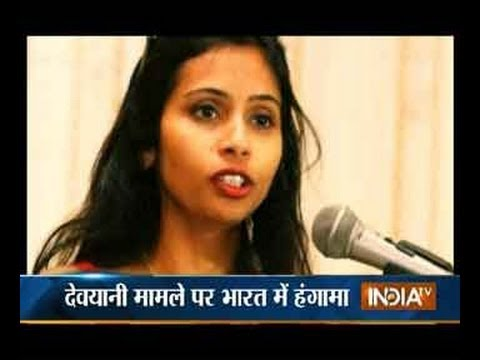 Devyani Khobragade case: Kerry plans to call Khurshid