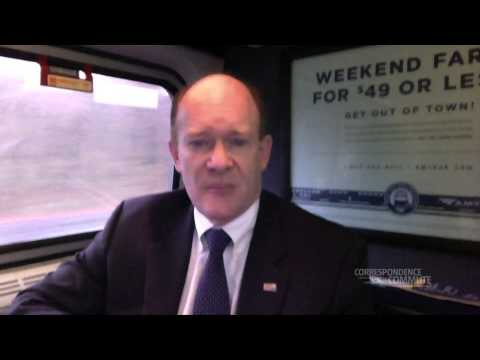 Senator Coons replies to Lita from Frederica on Paycheck Fairness Act