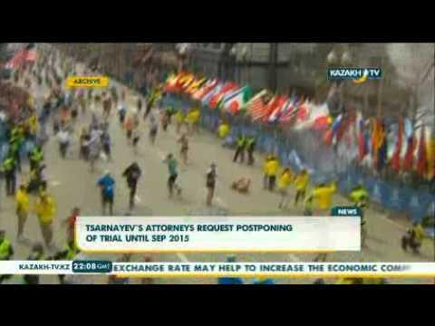 Tsarnayev`s attorneys request postponing of trial until sep 2015