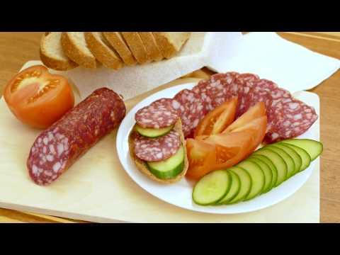 В Чайковском самая вкусная в мире колбаска!