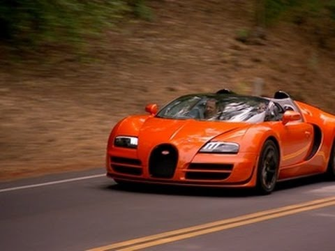 CNET On Cars - Bugatti Veyron Grand Sport Vitesse: Priciest car we've ever driven - Ep 19