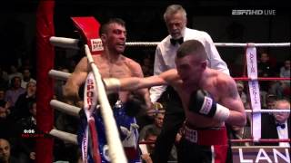 Lee Haskins vs Stephane Jamoye