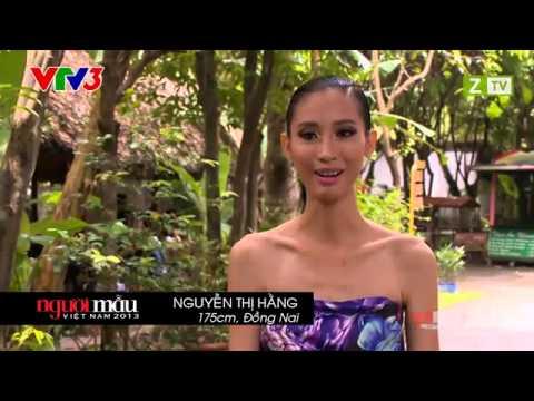 [HD - Phần 3] Vietnam's Next Top Model 2013 Tập 5 Ngày 3/11/2013