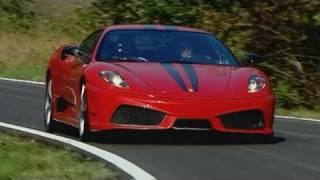 Ferrari 430 Scuderia - Gro�glockner Pass, Hochalpenstrasse (Berg runter) videos