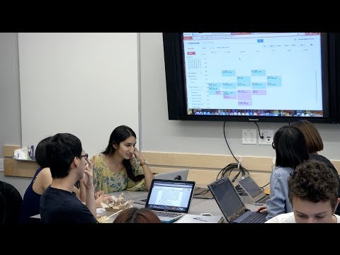 Active Learning Classrooms at UC Berkeley (full length)