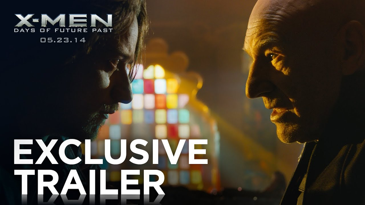 A photo of X-MEN: DAYS OF FUTURE PAST - Official Trailer (2014)