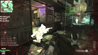 MW3 HACK SIN PS3 PIRATA (GOD MODE E INVISIBLE)!!!