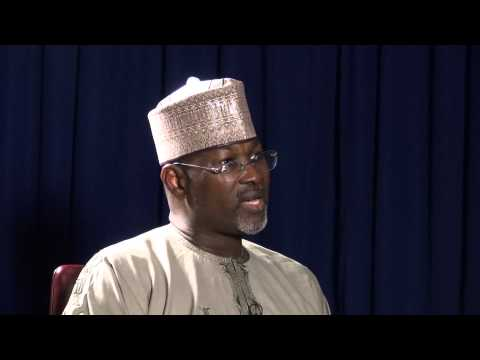 Professor Attahiru Jega on Nigeria's 2015 elections