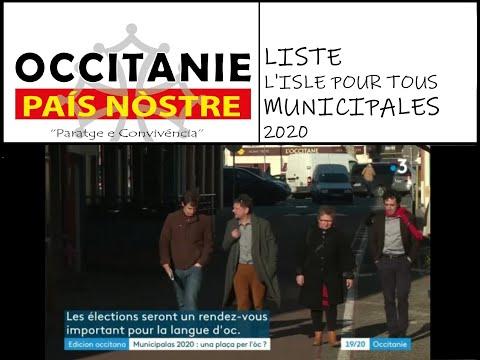 Élections municipales 2020 : soutien d'OCCITANIE PAÍS NÒSTRE à la liste menée par JEAN-LUC DAVEZAC