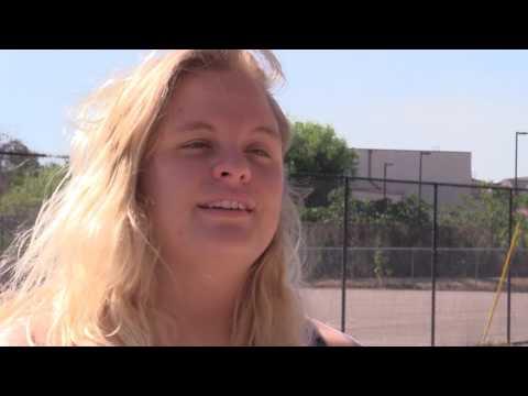 Athlete Spotlight: Rebecca Lawrence from Lakeland Senior High School