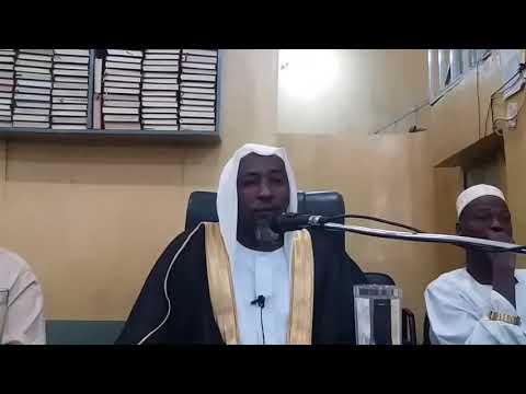 محاضرة بعنوان :محبة النبي صلى الله عليه وسلم بين الإفراط والتفريط لفضيلة الشيخ الدكتور يحيى بن إبراهيم خليل