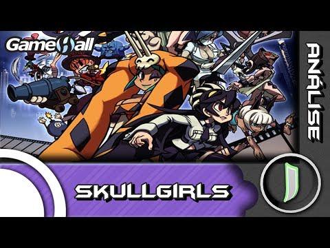Skullgirls - Vídeoanálise