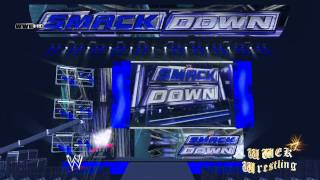 Wwe smackdown stage animation -720p