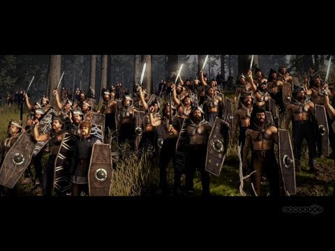 Total War: Rome II - Teutoburg Walkthrough