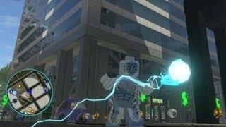 LEGO Marvel Super Heroes Unlocking Electro (Ultimate