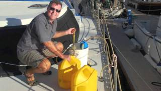 Antares 44 Barefeet: Sailing Around The World In A