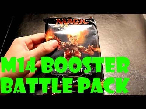 Battle Pack Opening and Analysis - Magic: The Gathering 2014 Core Set