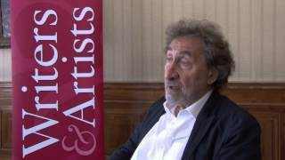 Howard Jacobson interview with Writers & Artists