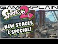 Splatoon 2 Manta Maria Stage Bubble Blower Special More Announced