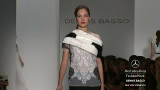 Dennis Basso Spring/Summer 2014 Video - New York