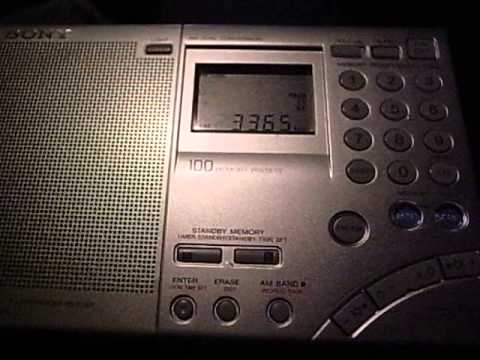 3365kHz NBC National Radio