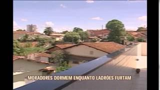 Ladr�es fazem escalada para cometer crime no Norte de Minas