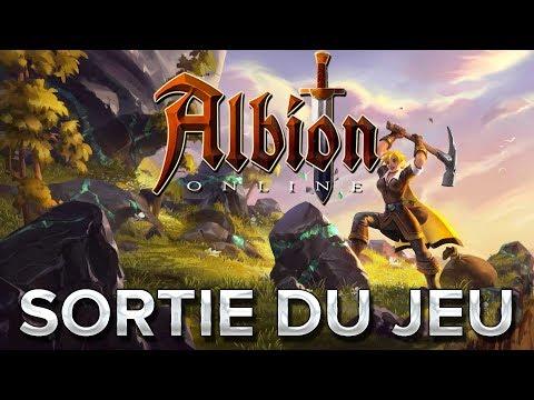 Albion Online #32 : Lancement albion