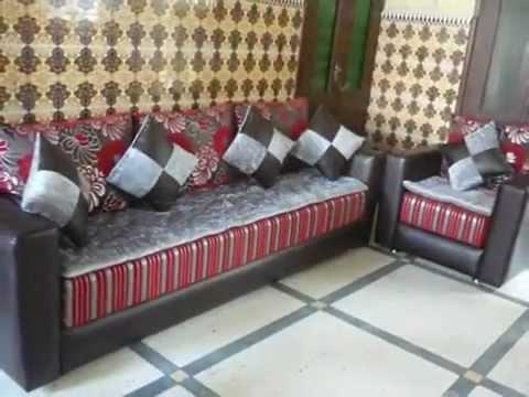 Agadir salon marocain moderne 2012 youtube for Salon marocain moderne