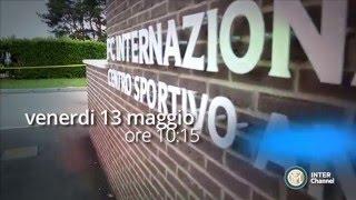 SEGUI LA CONFERENZA DI VIGILIA DI SASSUOLO INTER