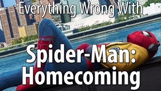 Everything Wrong With Spider-Man: Homecoming