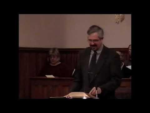 Ecumenical Thanksgiving  11-23-04