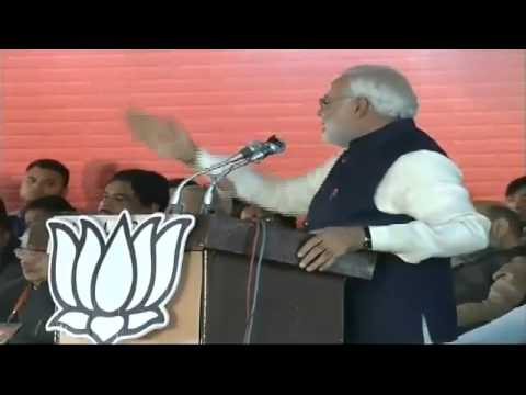 Shri Narendra Modi addressing BJP's National Council Meeting in Delhi - Speech
