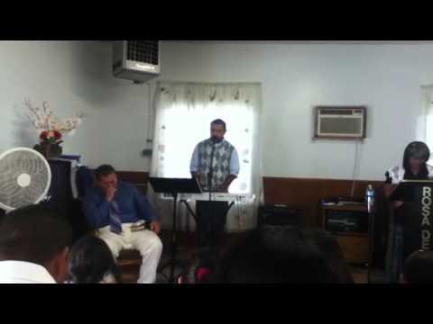 Rasa De Saron(Agradecimiento)al pastor 3
